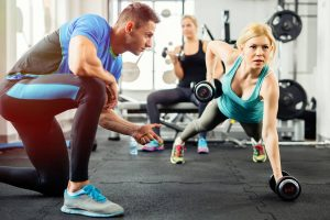 Simple Condition for all Around Fitness